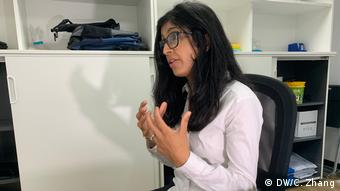 DW-Interview mit Natasha Kassam, Lowy Institute