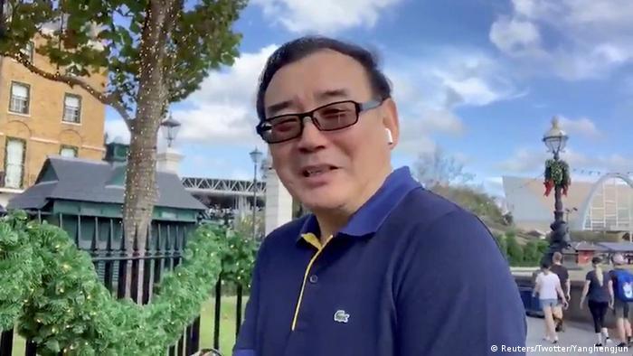 Yang Hengjun, australischer Schriftsteller