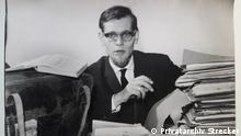 Reinhard Strecker NS-Verbrechen ohne Sühne