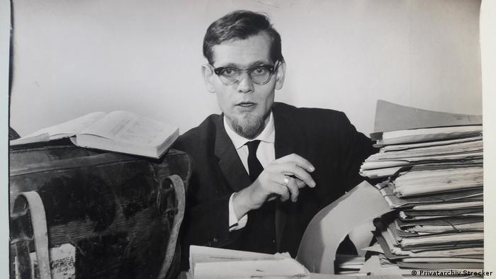 Reinhard Strecker 1959. godine