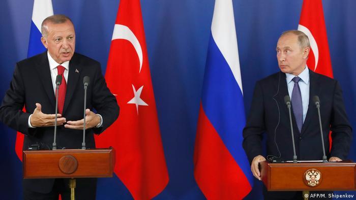 erdoğan putin idlib ile ilgili görsel sonucu