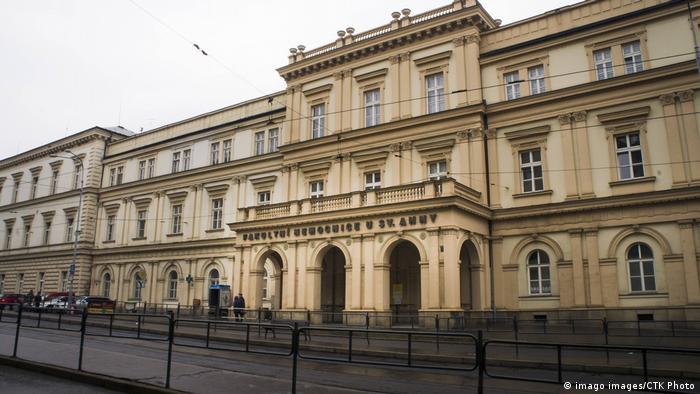 Университетская клиника Брно (фото из архива)
