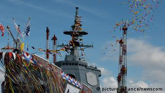 Japan | Kreigsschiff Maya mit SM-3 Block IIA-Raketen