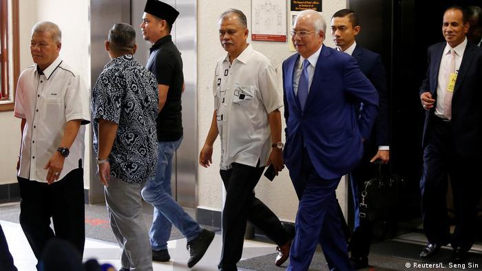 1MDB trial in Malaysia