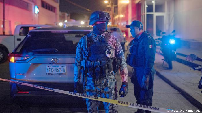 Fire Bomb Attack On Table Dance Bar Kills At Least 26 In Mexico