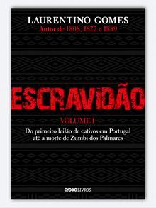 Capa de livro preto com lestras em vermelho e branco