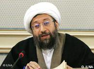 صادق لاریجانی: سازمان ملل دروغ میگوید
