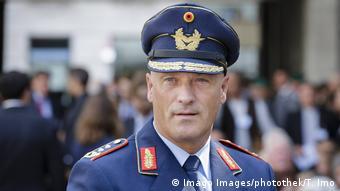 Deutschland Generalleutnant Ingo Gerhartz - Inspekteur der Luftwaffe (Imago Images/photothek/T. Imo)
