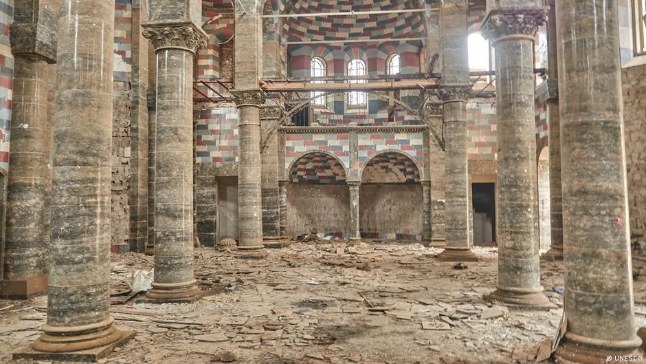 German exhibition reconstructs temples of Palmyra