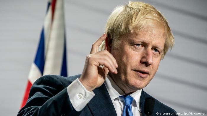 İngiltere Başbakanı Johnson, Brexit'i bir an önce hayata geçirmek istiyor