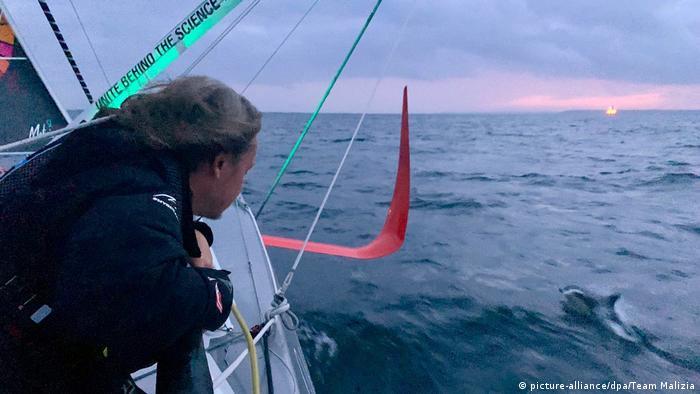 Atlantiküberquerung von Klimaaktivistin Greta Thunberg