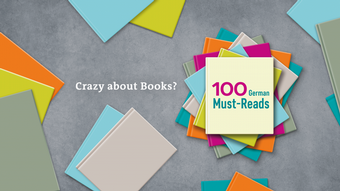 100 German Must-Reads bei DW books Youtube