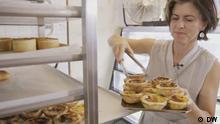 DW Euromaxx | Planet Berlin: Portugal Bäckerei Café