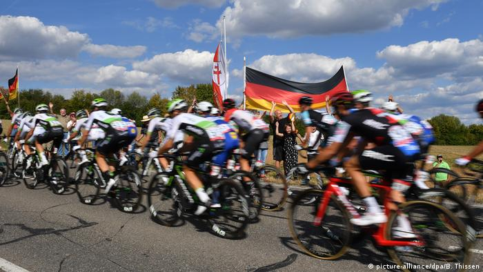 Deutschland Tour 2019 Radsport (picture-alliance/dpa/B. Thissen)