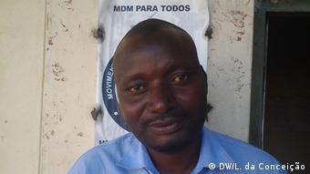 Mosambik | Joel Jeremias, Sprecher von MDM in Inhambane