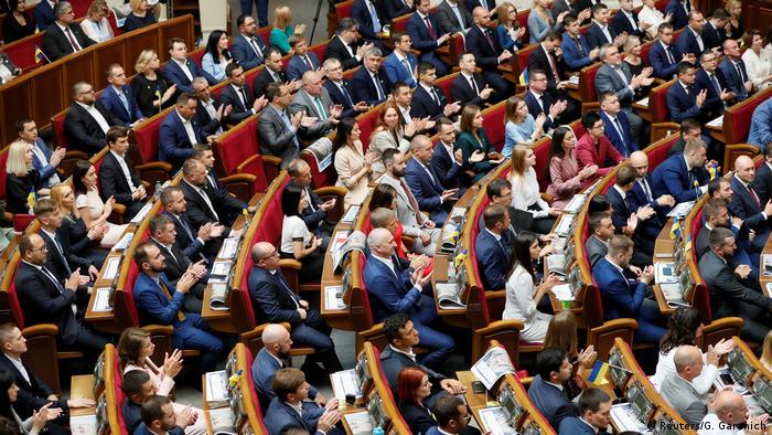 За кнопкодавство ще й можуть позбавляти мандату, але це питання ще має розглянути Конституційний суд України