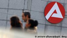 Symbolbild Arbeitslosenquote Deutschland