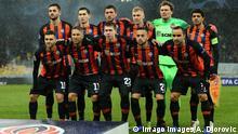 Fußball Schachtar Donezk Teamfoto