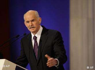 George Papandreou para detyrave të (pa)zgjidhshme