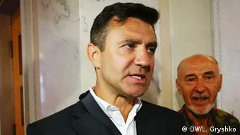 Народний депутат від Слуги народу Микола Тищенко взявся змінити меню парламентарів