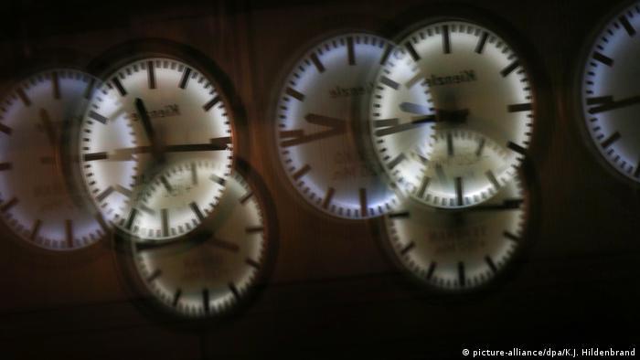 Переведення годинників