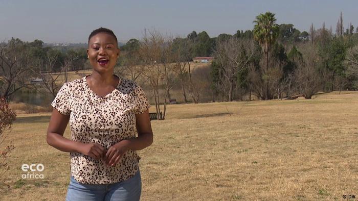 DW's Eco Africa - Zihlo Ndlovu