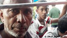 27.08.19 Dhubari, Guvahati, Assam Shabbir Rehman, whose wife is not in the List of NRC National Register of the Citizen, India Story. Millions of people from Indian state Assam is lilving in fear and agony of losing there citizenship as the last date for filing documents of proof is approaching.