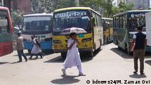 BG Bangladesch Dhaka Straßenüberquerungen