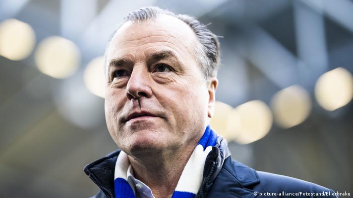 Former Schalke chairman Clemens Tönnies
