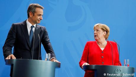 Οικονομία, προσφυγικό, αποζημιώσεις στο μενού του Βερολίνου