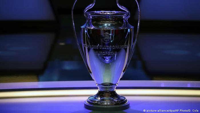 Monaco | Soccer Champions League Draw (picture-alliance/dpa/AP Photo/D. Cole)