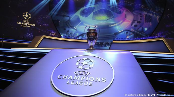 Monaco | Soccer Champions League Draw