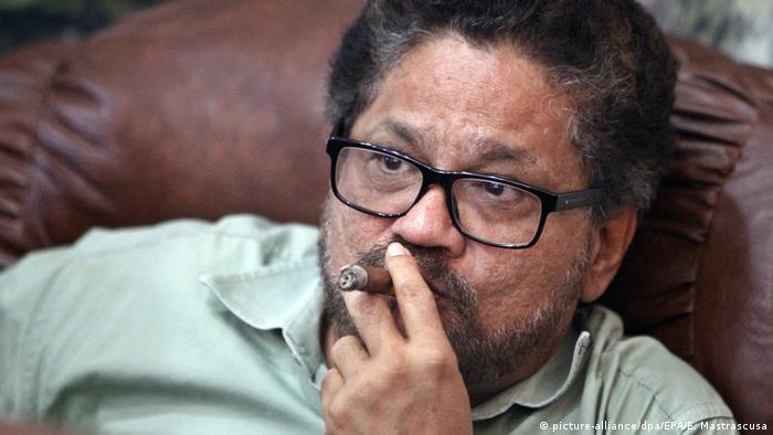 Márquez fue el número dos de la disuelta guerrilla y negociador del histórico acuerdo en La Habana