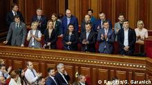 Ukraine | Neue Minister ernannt