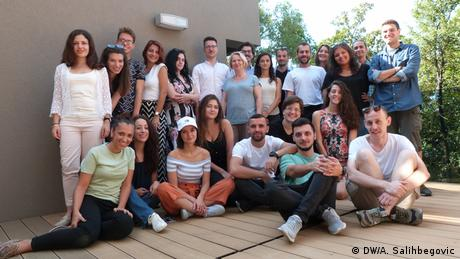 DW Projekt Balkan Booster (DW/A. Salihbegovic)