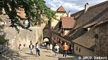 Deutschland Stadtansicht Nürnberg