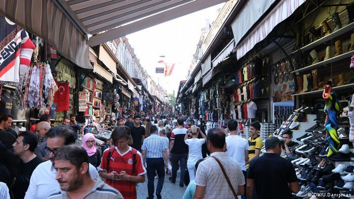 Bazar u Istanbulu