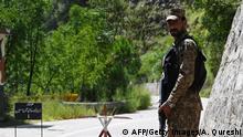 Kaschmir | Indien | Pakistan | Grenze | Chakothi