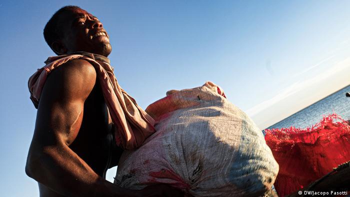 Madagaskar Tampolove 50 kilos of security