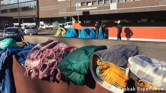Η ΜΚΟ Baobad βοηθά πρόσφυγες στη Ρώμη
