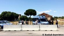Flüchtlings-Hilfe Organisation Baobab Experience in Rom
