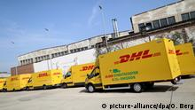 10 000. Streetscooter bei Deutsche Post DHL Group