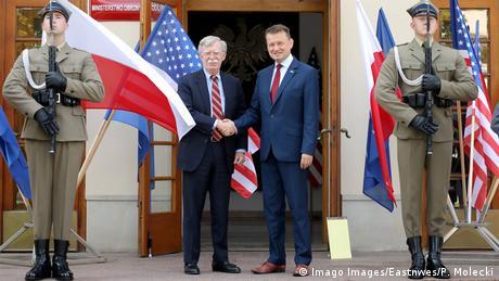 Νέος πυλώνας του ΝΑΤΟ η Πολωνία