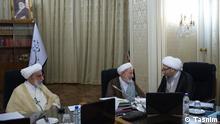 Iran Larijani und Yazdi