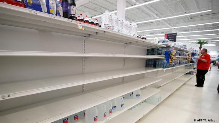 USA Tropensturm Dorian (AFP/M. Wilson)