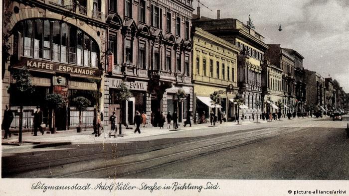 Pod niemiecką okupacją Łódź miała zmienić się w Litzmannstadt