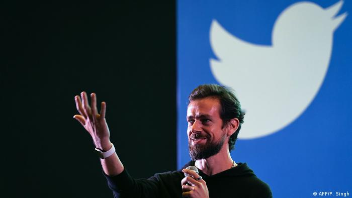 Twitter CEO Jack Dorsey′s account sent racist tweets after