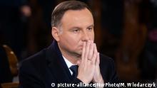 Polen Andrzej Duda