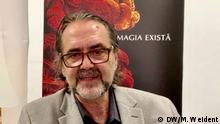 Mihai Constantinescu - Leiter des internationalen Enescu Festivals in Bukarest