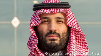 El príncipe heredero saudí Mohammed Bin Salman.
